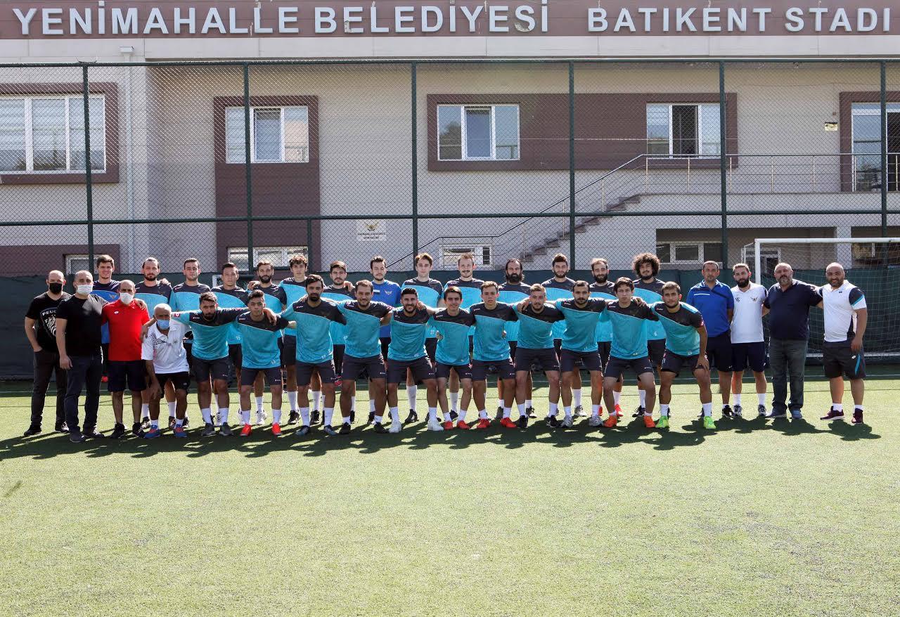 YENİMAHALLE 'DE HEDEF BÜYÜK