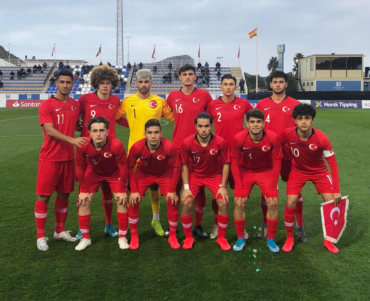 U19 MİLLİ TAKIMIN ADAY KADROSU AÇIKLANDI