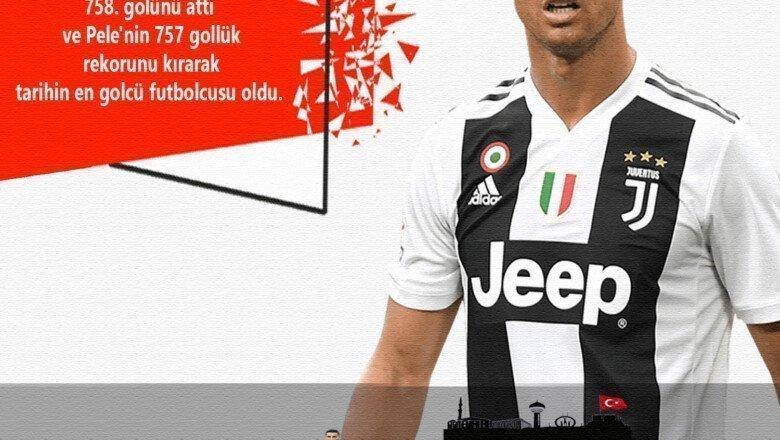 Ronaldo'nun Başarısı